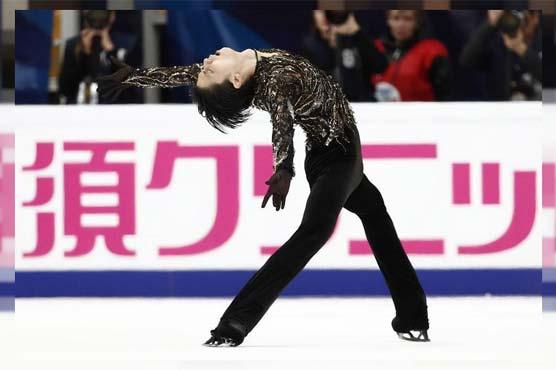 Olympic champion Hanyu to return to Grand Prix in Tokyo