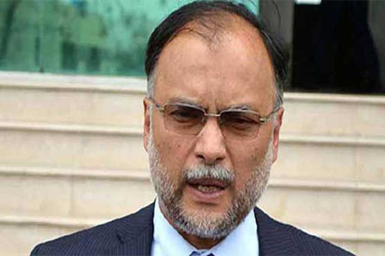 Opposition forced govt to withdraw taxes of Rs350 billion: Ahsan Iqbal