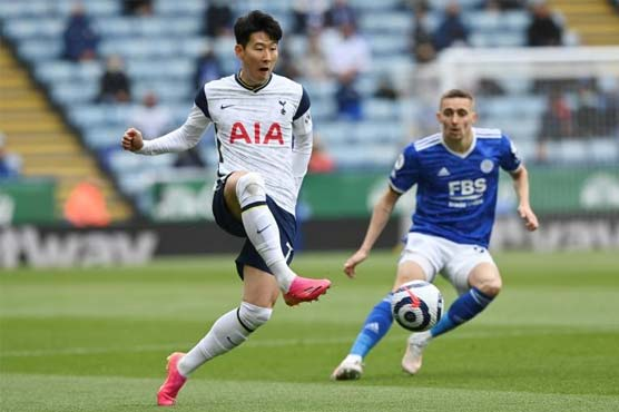Spurs star Son left out of S.Korea Olympic football squad