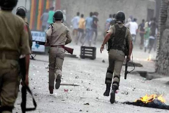 Indian troops martyr two Kashmiri youth in Kulgam