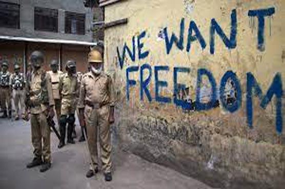 Indian troops martyr 15 Kashmiris in June