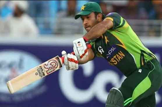 Ready to bat at any position for Pakistan, says Sohaib Maqsood