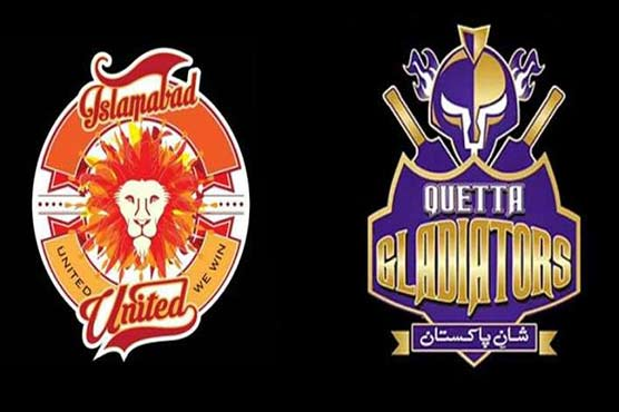 PSL-6: Quetta Gladiators to take on Islamabad United today
