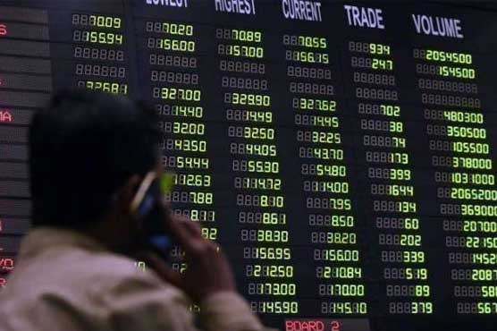 PSX gains 370 points to close at 45,964 points