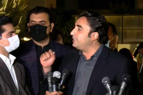 PM Imran using state money to buy votes in Senate elections, alleges Bilawal