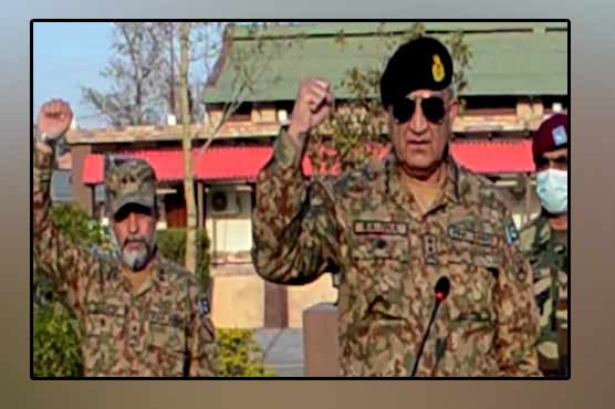 Must remain aware and determined against enemy's nefarious intentions: COAS