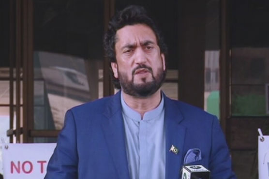 ECP rejects Shehryar Afridi's vote after he signs ballot paper