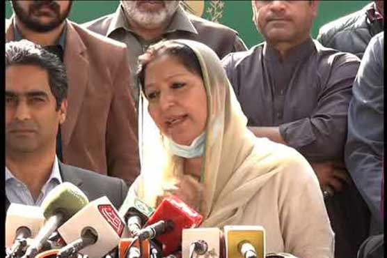 Senate Elections: PTI candidate wins woman seat from federal capital