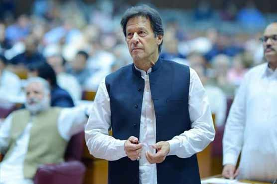 Prime Minister Imran Khan to take vote of confidence from parliament