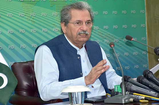 PM Imran-led PTI is the only national party, claims Shafqat Mahmood