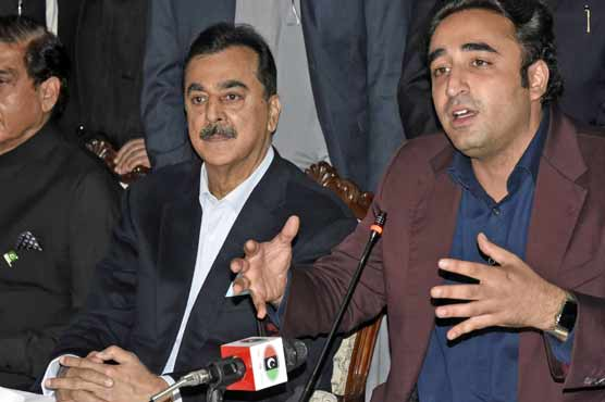 PDM will decide when to table no-confidence motion against PM: Bilawal Bhutto Zardari