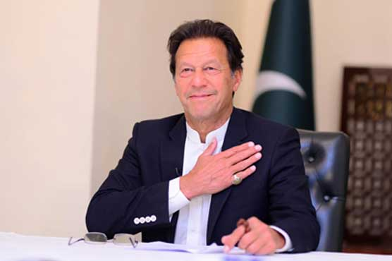 Will sit in opposition if I fail to get vote of confidence: PM Imran Khan