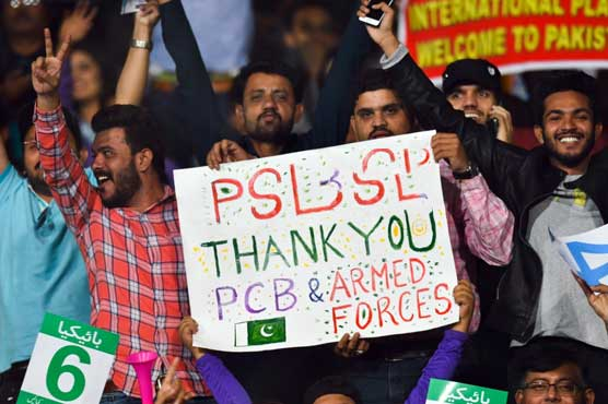 PCB considers staging remainder PSL fixtures in May