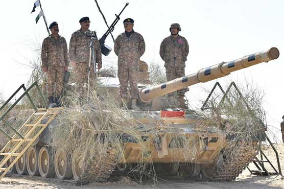 Excellent training and commitment enhance operational capability: COAS