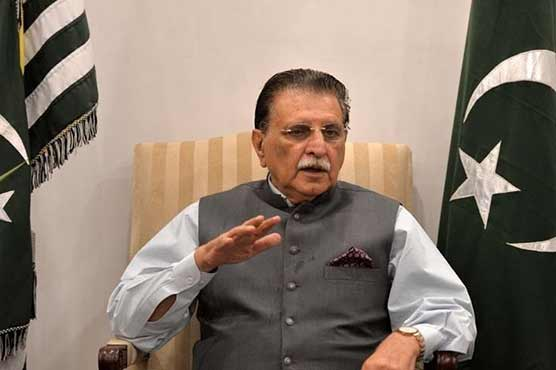 AJK PM lauds role of overseas for raising Kashmir issue