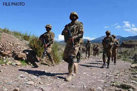 Four terrorists killed in North, South Waziristan during IBOs: ISPR
