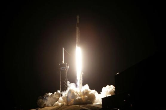 - 591516 41545803 - NASA-SpaceX launch of next International Space Station crew pushed to April 22 – Technology