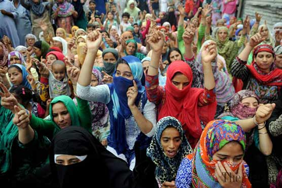 Speakers at a webinar describe IOJK women as tortured segment of society