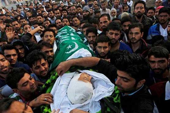 850 Kashmiris martyred by Indian troops in 2018-20 in IIOJK