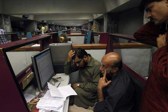 Stocks hammered as KSE-100 sinks over 3000 points in last 4 trading sessions