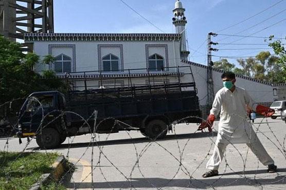 Govt to impose micro smart lockdown in four Peshawar localities