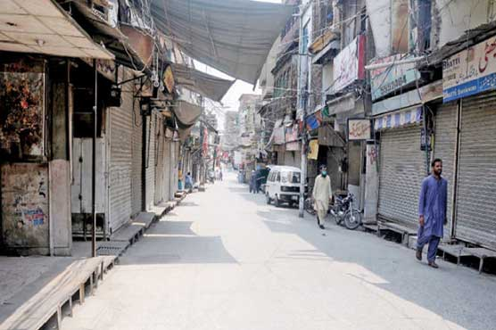 Smart lockdown imposed in seven cities of Punjab