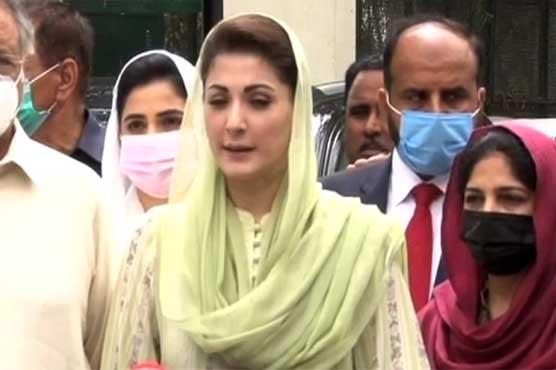 Not afraid of threats and arrests, Maryam Nawaz reiterates