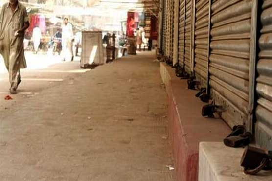 Sindh reduces market business hours as coronavirus cases rise