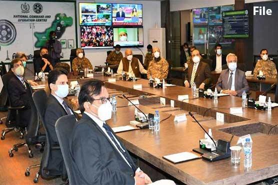 NCOC asks provinces for stern action against SOPs violations
