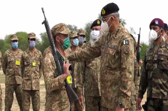 Must remain prepared to deal with evolving threats: COAS Gen Bajwa