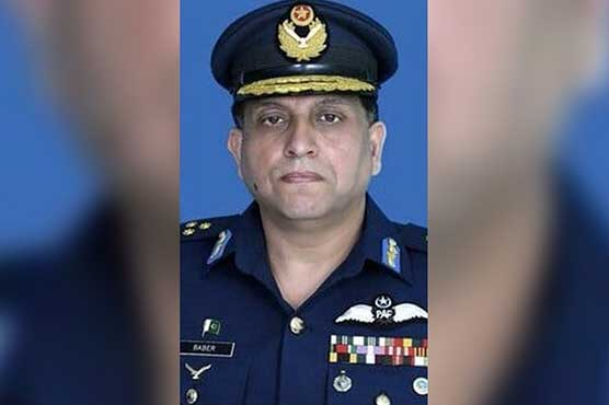 Air Marshal Zaheer Ahmed Babar appointed as new air chief