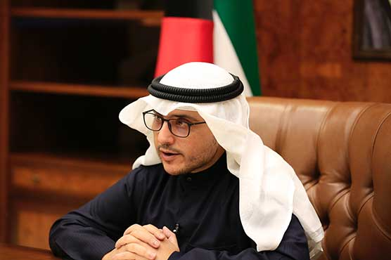 Kuwaiti FM to arrive in Pakistan on two-day visit on Thursday