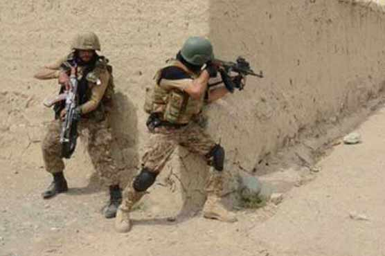 Security forces kill terrorist Mukarram, arrest one in Swat: ISPR