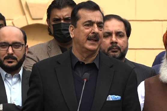 ECP hears PTI's plea seeking disqualification of Yousaf Raza Gillani