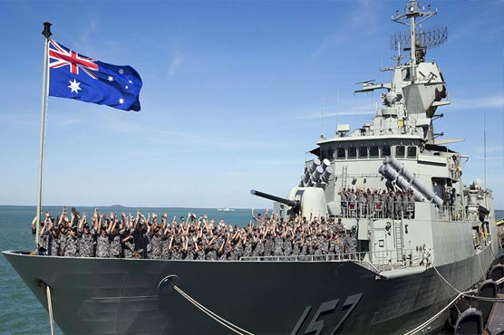 Australian military refutes claim of 'severe side effects' from Covid-19 vaccines amongst Navy service members
