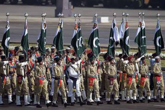 Pakistan Day parade postponed to March 25 due to bad weather