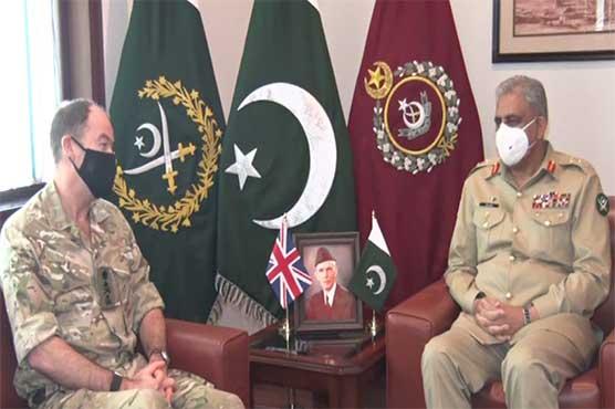 COAS Bajwa, CDS Gen Patrick discuss regional security