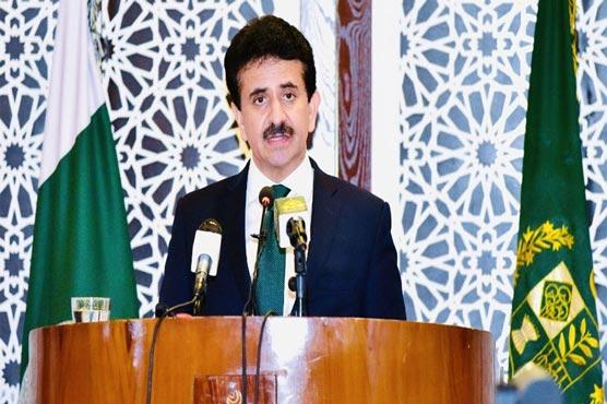 Pakistan calls upon int'l community to mitigate Rohingya crisis