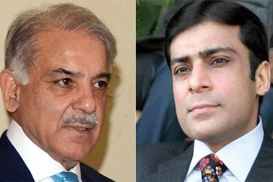 Money laundering case: Shehbaz Sharif, Hamza Shahbaz appear before NAB court