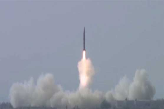 Pakistan conducts successful flight test of Shaheen-1A ballistic missile