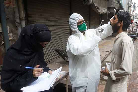 Health emergency imposed in Lahore amid rising Covid-19 cases