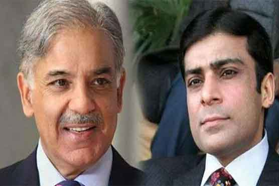 Shehbaz Sharif tells Hamza not to comment on PPP tussle