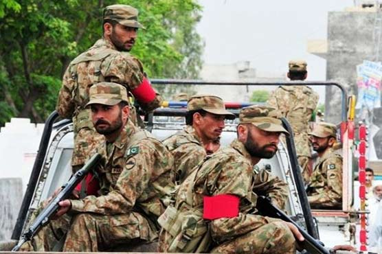 Pakistan Army, Rangers to be deployed in NA-75 for re-polls: ECP