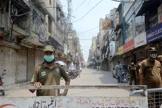 Covid-19: Punjab Health department to propose complete lockdown in Lahore