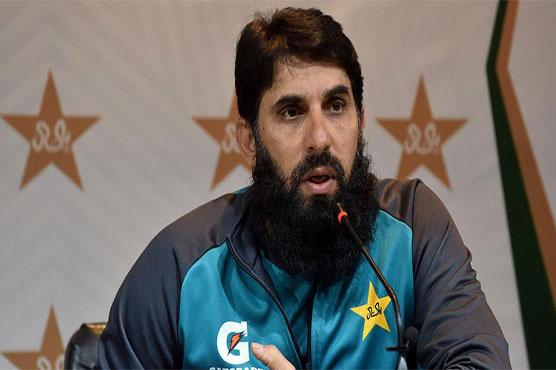 S.Africa venues suit Pakistan, says coach Misbah-ul-Haq