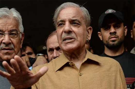 Shehbaz Sharif dodges PDM related question