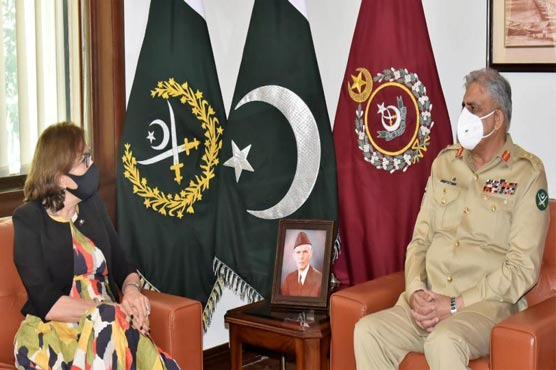 Pakistan values its relations with EU countries, Canada: COAS