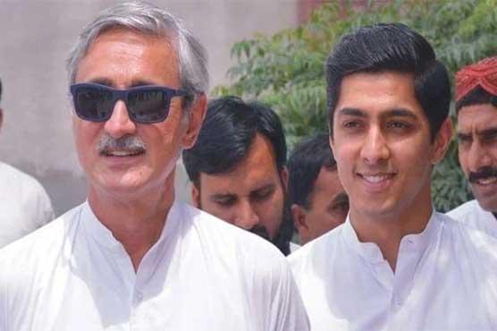 Sugar scandal: FIA lodges case against PTI's Jahangir Tareen, son