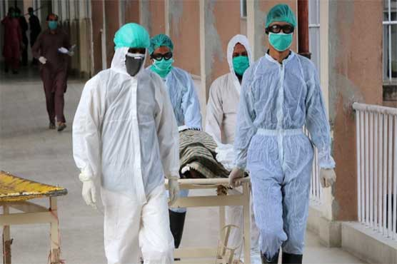 Pakistan reports 146 deaths by coronavirus, 4,696 new cases in 24 hours