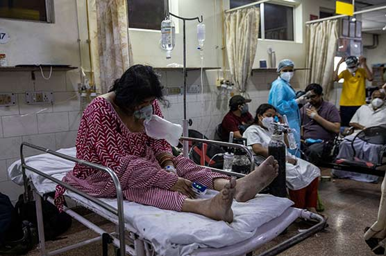 India's COVID-19 cases rise by 392,488 - health ministry